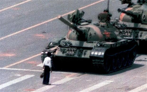 tank man close